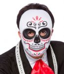 Deluxe Day of the Dead Mariachi Costume (HM5534)